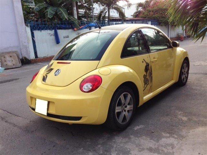 Bán xe Volkswagen Beetle  2011 cũ tại TP HCM giá 820 Triệu-7