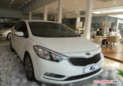 Bán xe Kia K3 C 2014 mới tại Quảng Trị giá 598 Triệu-1