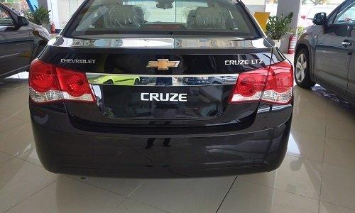 Bán xe Chevrolet Cruze LTZ 2013 2014 mới tại Hà Nội giá 590 Triệu-7