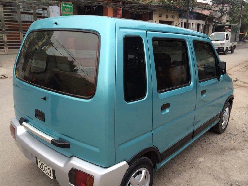 Bán xe Suzuki Wagon R+  2007 cũ tại Hà Nội giá 165 Triệu-2
