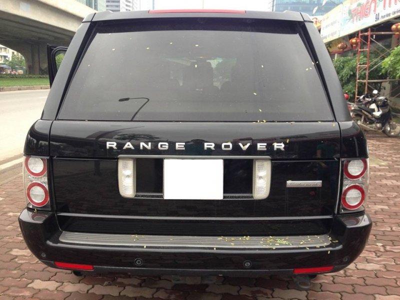 Bán xe LandRover Range rover supercharg 2009 cũ tại Hà Nội giá 3 Tỷ 150 Triệu-2