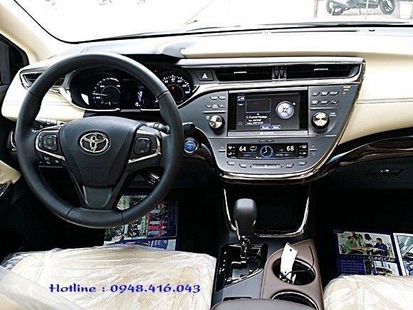 Bán xe Toyota Avalon Limited 2015 mới tại Hà Nội giá 2 Tỷ 333 Triệu-8