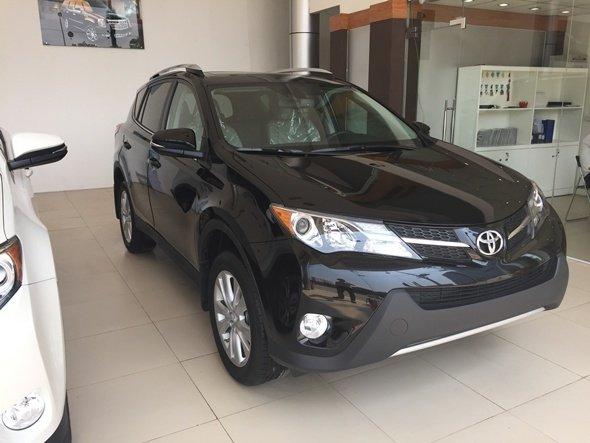 Bán xe Toyota RAV4 Limited 2015 mới tại Hà Nội giá 2 Tỷ 1 Triệu-0