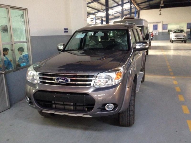 Bán xe Ford Everest  2015 mới tại Hải Phòng giá 839 Triệu-0