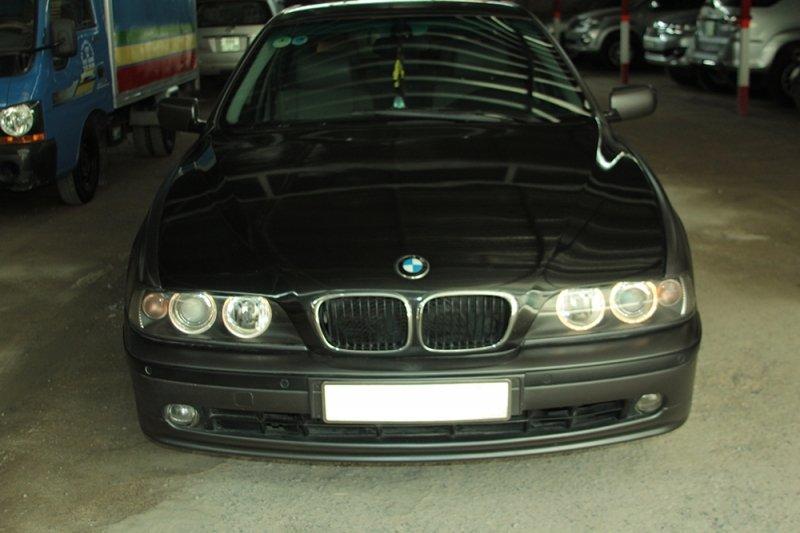 Bán xe BMW 5 Series 525i 2003 cũ tại TP HCM giá 400 Triệu-0