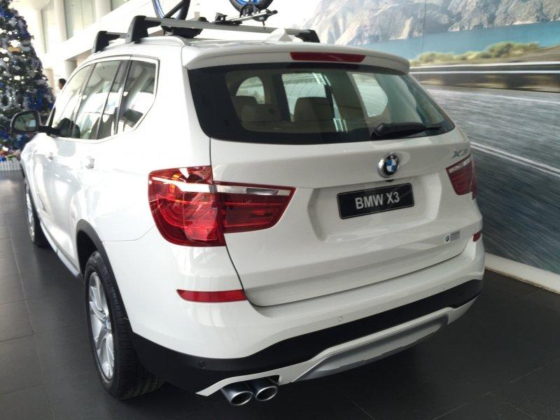 Bán xe BMW X3  2014 mới tại Hà Nội giá 2 Tỷ 148 Triệu-2