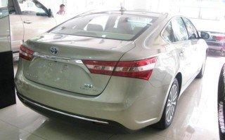 Bán xe Toyota Avalon Hybrid 2014 mới tại Hà Nội giá 2 Tỷ 300 Triệu-10