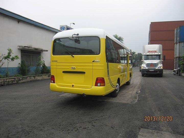 Bán xe Hyundai County  2015 mới tại TP HCM giá 1 Tỷ 270 Triệu-2