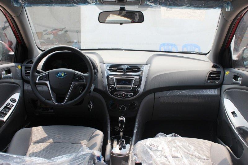 Bán xe Hyundai Accent 1.4 5 cửa 2015 mới tại TP HCM giá 569 Triệu-5