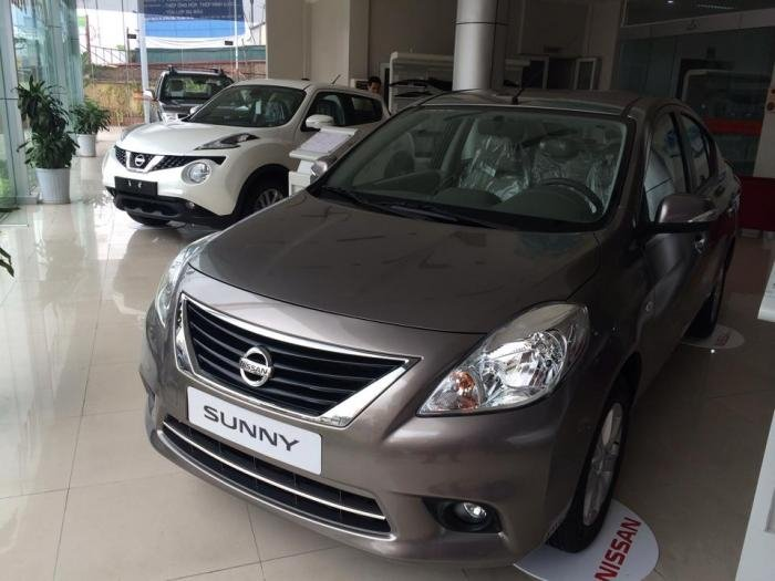 Bán xe Nissan Sunny  2015 mới tại Hà Nội giá 545 Triệu-0