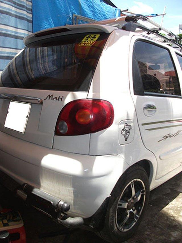 Bán xe Daewoo Matiz se 2007 cũ tại TP HCM giá 165 Triệu-4