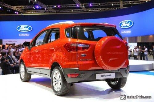 Bán xe Ford Escort Ecospor AT 2014 mới tại Hà Nội giá 652 Triệu-0