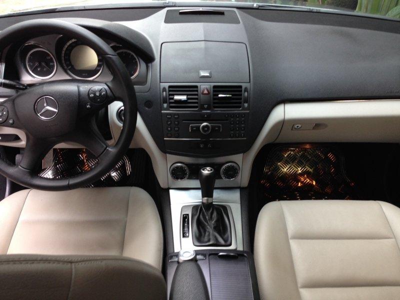 Bán xe Mercedes Benz C class 300 2011 cũ tại TP HCM giá 995 Triệu-6