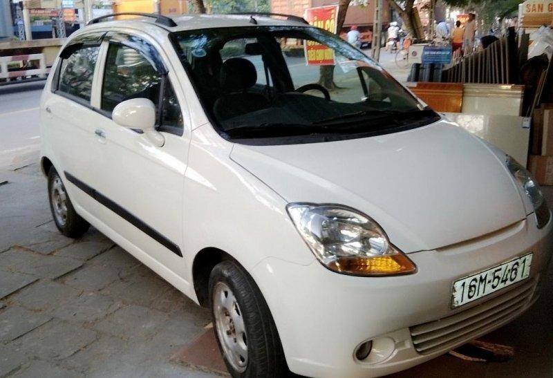 Bán xe Chevrolet Spark LX 2009 cũ tại Hải Phòng giá 158 Triệu-0