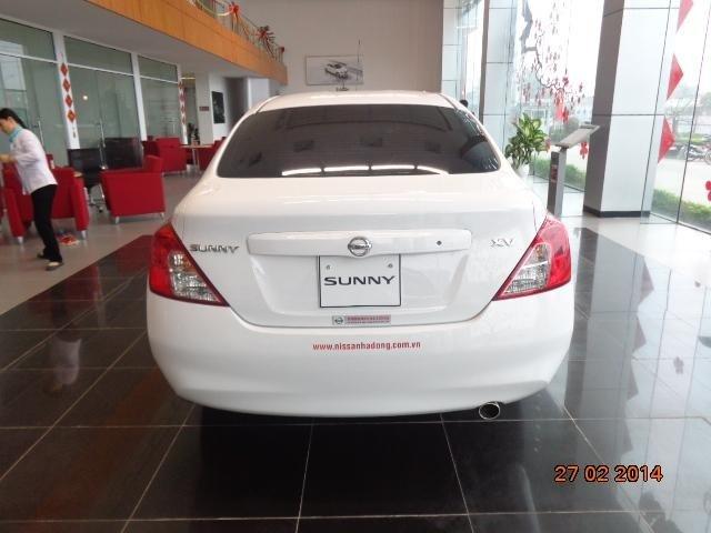 Bán xe Nissan Sunny XV 2014 mới tại Hà Nội giá 545 Triệu-5