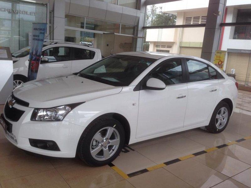 Bán xe Chevrolet Cruze 1.8 LTZ 2014 mới tại Bà Rịa Vũng Tàu giá 608 Triệu-3
