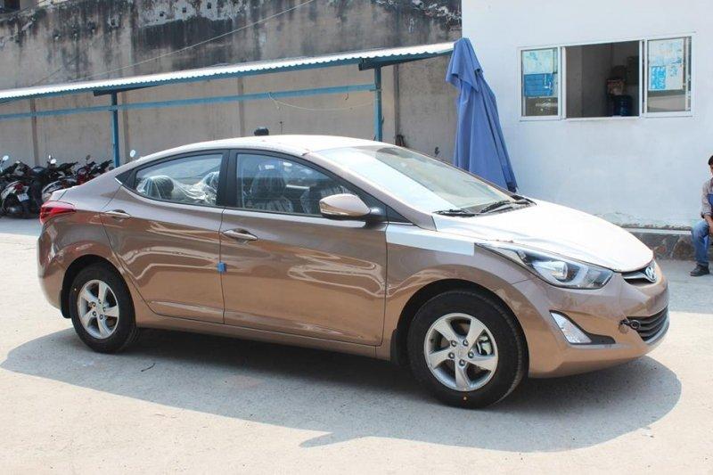 Bán xe Hyundai Elantra  2014 mới tại TP HCM giá 769 Triệu-3