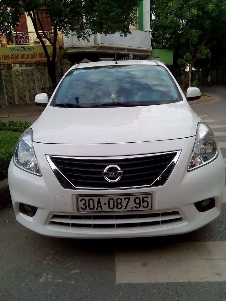Bán xe Nissan Sunny  2014 cũ tại Hà Nội giá 590 Triệu-0