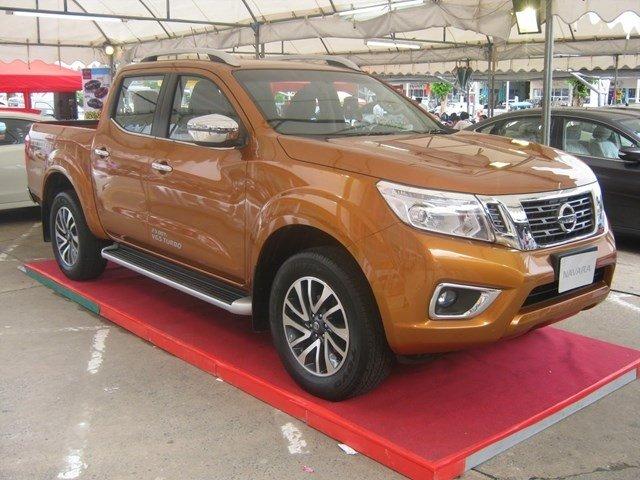 Bán xe Nissan Navara  2015 mới tại Phú Yên giá 620 Triệu-1