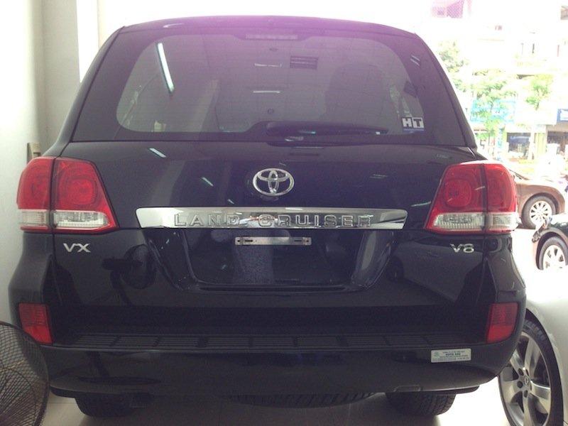 Bán xe Toyota Land Cruiser VX 2011 cũ tại Hà Nội giá 2 Tỷ 390 Triệu-1