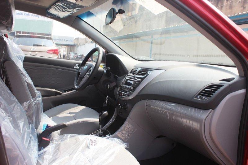 Bán xe Hyundai Accent 1.4 5 cửa 2015 mới tại TP HCM giá 569 Triệu-7