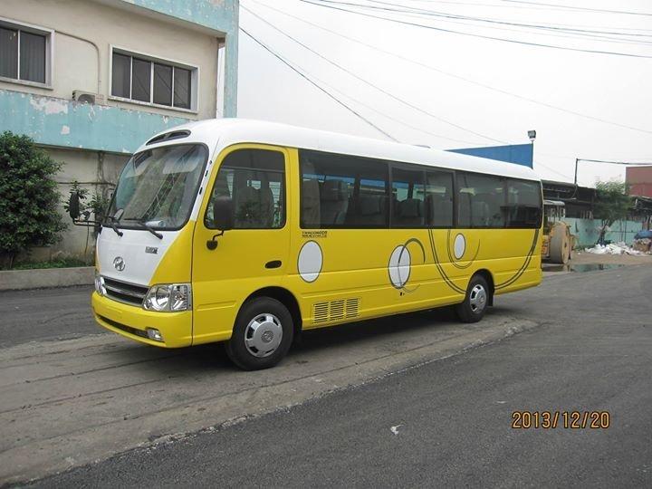 Bán xe Hyundai County  2015 mới tại TP HCM giá 1 Tỷ 270 Triệu-0