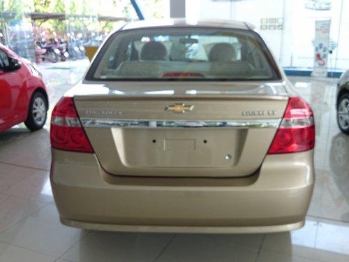 Bán xe Chevrolet Aveo MT 2014 mới tại Hà Nội giá 418 Triệu-2