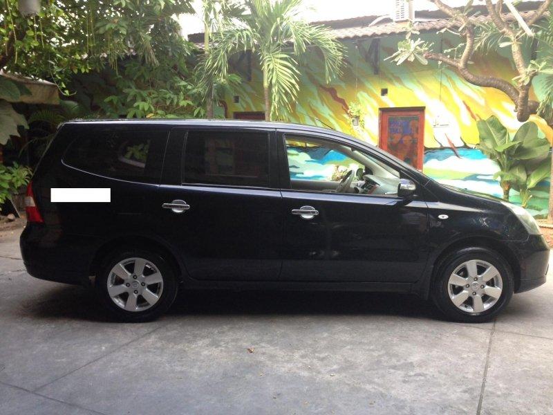 Bán xe Nissan Grand livina  2011 cũ tại TP HCM giá 450 Triệu-2
