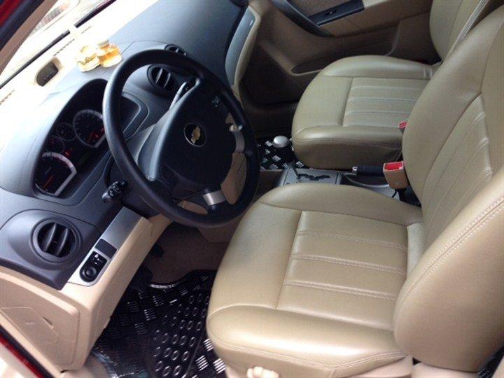 Bán xe Chevrolet Aveo LTZ 2014 cũ tại TP HCM giá 435 Triệu-3