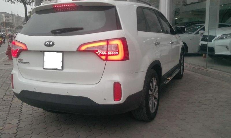 Bán xe Kia Sorento New 2014 cũ tại Hà Nội giá 930 Triệu-5