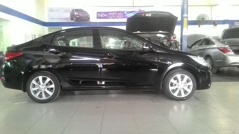 Bán xe Hyundai Accent  2015 mới tại TP HCM giá 550 Triệu-1