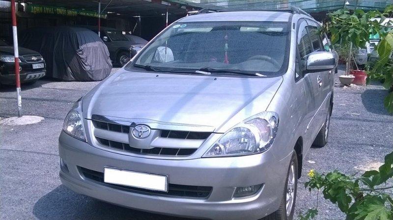 Bán xe Toyota Innova G 2008 cũ tại TP HCM giá 526 Triệu-0