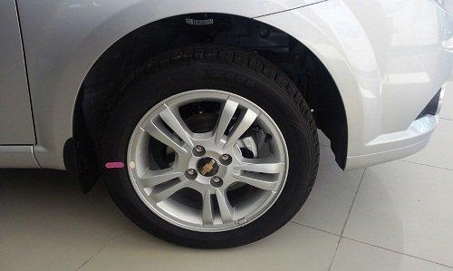 Bán xe Chevrolet Aveo LT 2014 2014 mới tại Hà Nội giá 420 Triệu-2