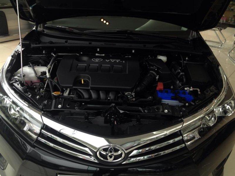 Bán xe Toyota Corolla altis 1.8 A.T 2015  tại Hà Nội giá 807 Triệu-2