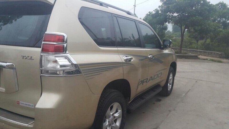 Bán xe Toyota Prado  2011 cũ tại Hà Nội giá 1 Tỷ 800 Triệu-4