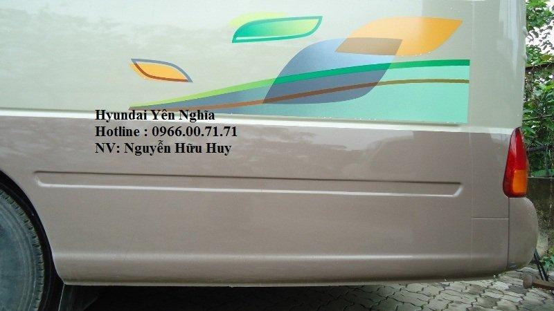 Bán xe Hyundai County Limosine 2014 mới tại Hà Nội giá 1 Tỷ 320 Triệu-3
