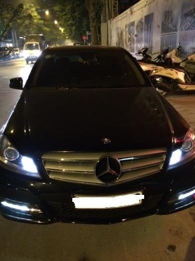 Bán xe Mercedes Benz C200  2011 cũ tại Hà Nội giá 1 Tỷ 0 Triệu-3