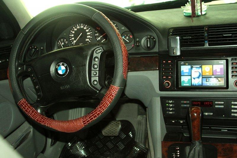 Bán xe BMW 5 Series 525i 2003 cũ tại TP HCM giá 400 Triệu-4