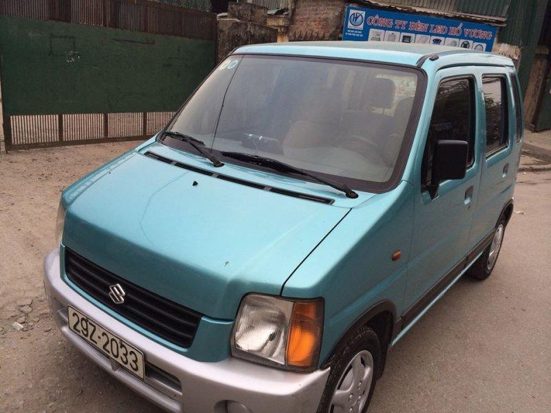 Bán xe Suzuki Wagon R+  2007 cũ tại Hà Nội giá 165 Triệu-6