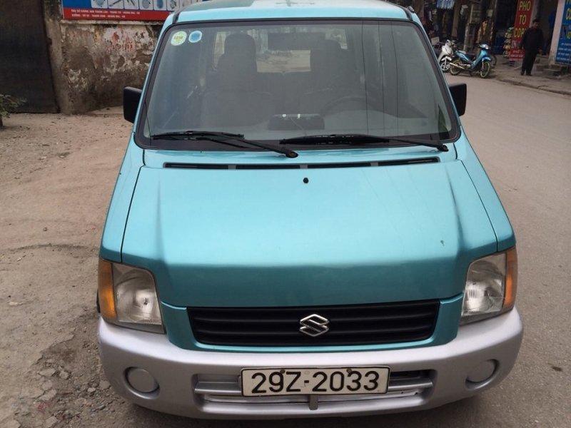 Bán xe Suzuki Wagon R+  2007 cũ tại Hà Nội giá 165 Triệu-5