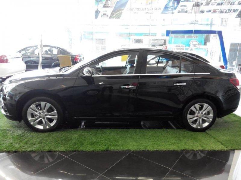 Bán xe Chevrolet Cruze LTZ 2015 mới tại TP HCM giá 622 Triệu-9
