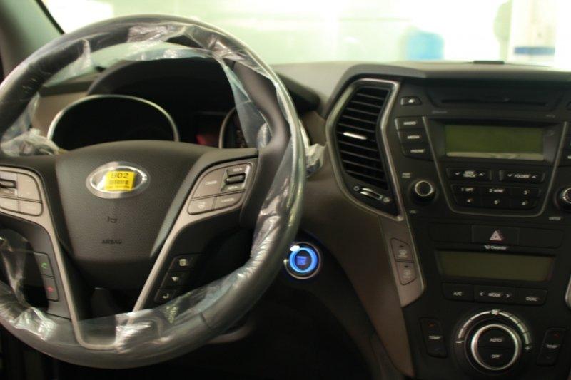 Bán xe Hyundai Santa Fe  2014 mới tại TP HCM giá 1 Tỷ 398 Triệu-7