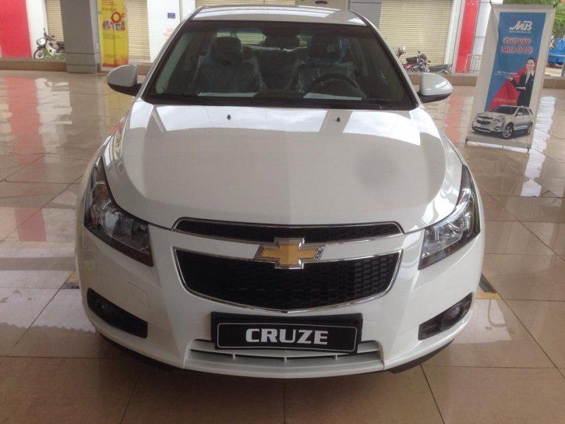 Bán xe Chevrolet Cruze 1.8 LTZ 2014 mới tại Bà Rịa Vũng Tàu giá 608 Triệu-5