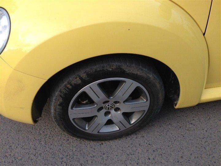 Bán xe Volkswagen Beetle  2011 cũ tại TP HCM giá 820 Triệu-5
