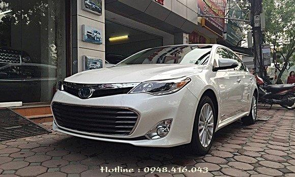 Bán xe Toyota Avalon Limited 2015 mới tại Hà Nội giá 2 Tỷ 333 Triệu-0