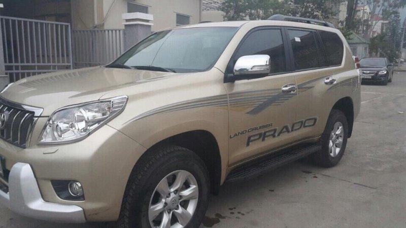 Bán xe Toyota Prado  2011 cũ tại Hà Nội giá 1 Tỷ 800 Triệu-1