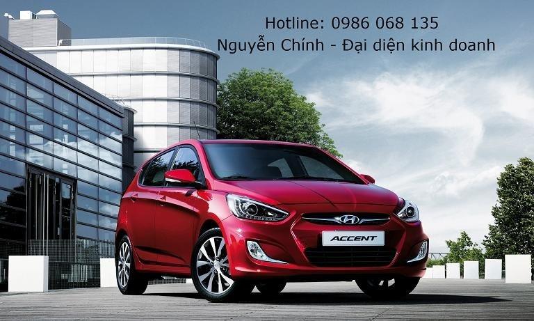Bán xe Hyundai Accent A 2015 mới tại Hà Nội giá 558 Triệu-0