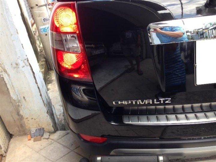 Bán xe Chevrolet Captiva LTZ 2009 cũ tại TP HCM giá 445 Triệu-7