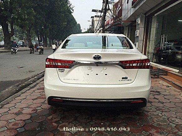 Bán xe Toyota Avalon Limited 2015 mới tại Hà Nội giá 2 Tỷ 333 Triệu-4