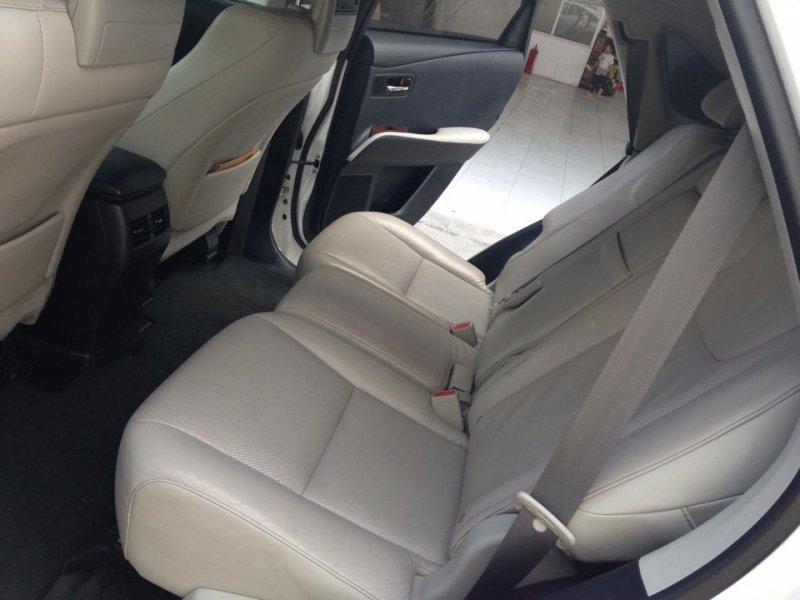 Bán xe Lexus RX 2010 cũ tại Hà Nội, giá 2 tỷ 550 Triệu-1